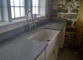 Custom Counter and Sink