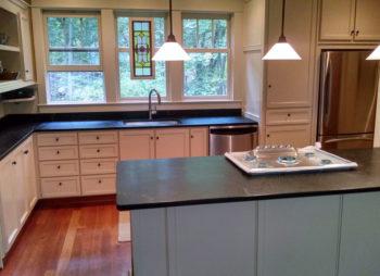 Custom Finished Granite Kitchen